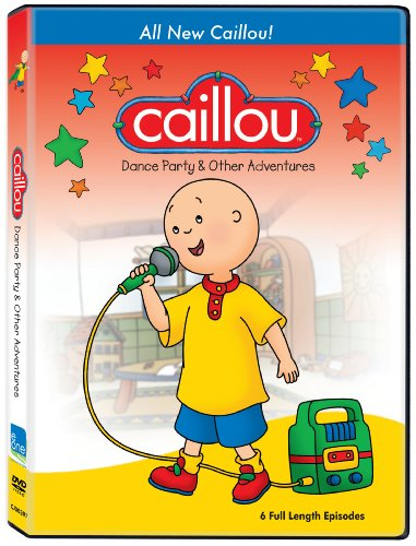 Caillou: Dance Party & Other -