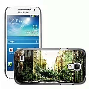 Super Stellar Slim PC Hard Case Cover Skin Armor Shell Protection // M00049040 end aero dead creative // Samsung Galaxy S4 Mini i9190