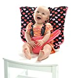 My Little Seat Travel High Chair - All My Lovin