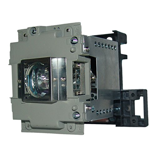 AuraBeam Professional Mitsubishi VLT-XD8000LP Projector Replacement Lamp with Housing (Powered by Ushio) by AuraBeam