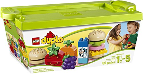 LEGO DUPLO Creative Play Creative Picnic Building Set 10566 (Lego Duplo Tray compare prices)