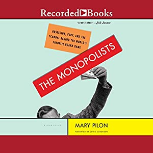 The Monopolists Audiobook