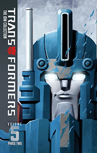 Transformers: IDW Collection Phase Two Volume 5 (History Transformers Collection)