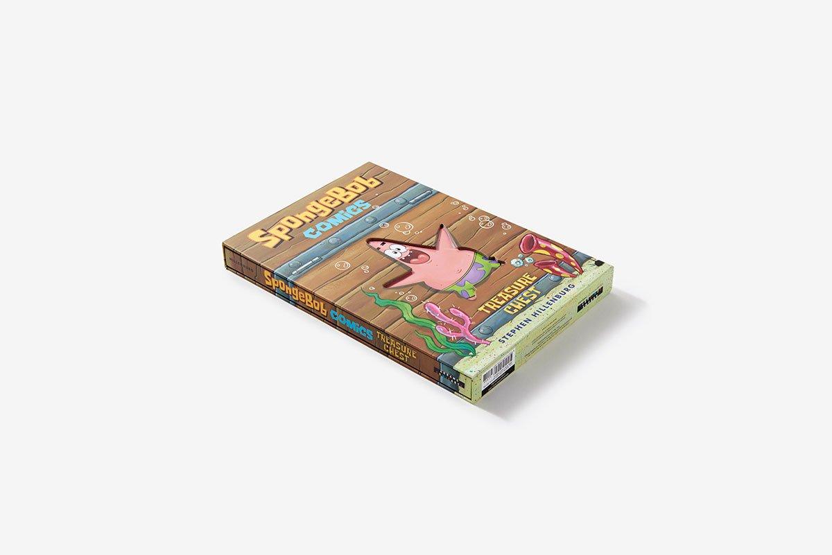 SpongeBob Comics: Treasure Chest