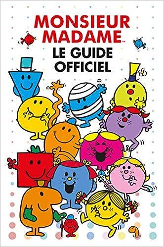 Amazon Fr Monsieur Madame Guide Officiel Collectif