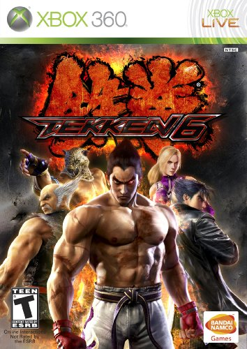 Tekken 6 (Bilingual game-play) - Xbox 360 Standard for sale  Delivered anywhere in Canada