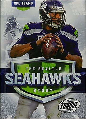 The Seattle Seahawks Story (NFL Teams)  Thomas K. Adamson ... 7ca971ae68449