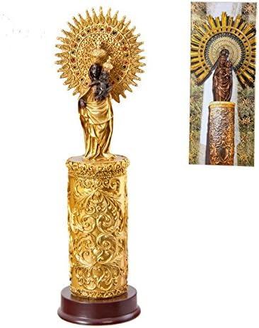 REGALOS LLUNA Virgen del Pilar 68