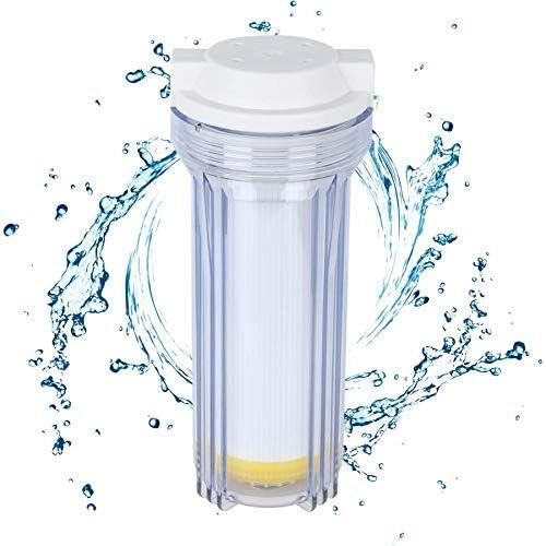 FDGBCF 10 in AS Botella de Filtro Transparente Caja de Filtro de ...