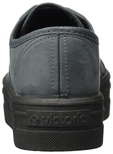 Donna Donna Grigio Antelina Sneaker Sneaker Sneaker Grigio Plataforma Blucher Victoria wxIq8zw