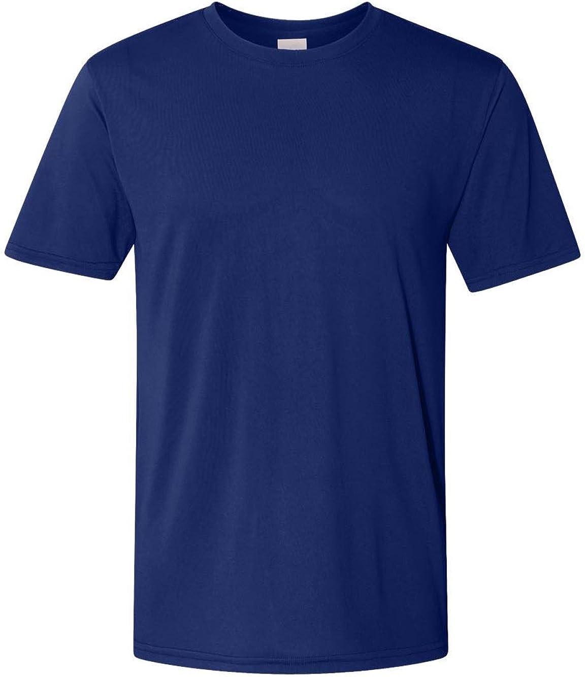 Gildan Adult Performance 47 Oz Core T-Shirt - White - S - (Style # G460 - Original Label)
