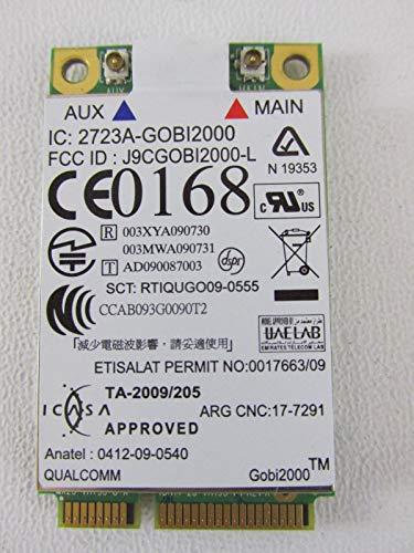 Genuine IBM Lenovo Thinkpad X100E, X201, X201I, T410, T410I, T510, W510 Gobi 2000 Laptop 3G WWAN Card 60Y3263 60Y3259 78Y1398 78Y1399 60Y3183 -