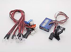 Amazon Com Turnigy Smart Led Car Lighting System Toys