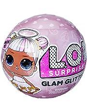 Boneca LOL 7 Surpresas, Série Glitter, Candide