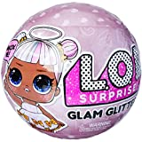 Boneca Lol 7 Surpresas Série Glitter Candide Branco