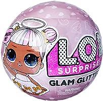 Boneca Lol 7 Surpresas Série Glitter