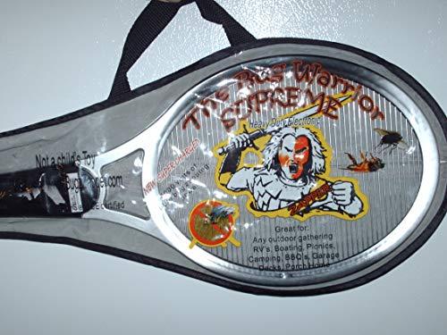 BUG WARRIOR Supreme High Voltage Racket