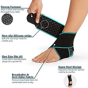 Beskey Ankle Support Brace Adj...