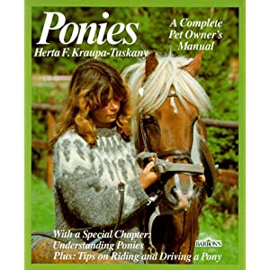 Ponies (Complete Pet Owner's Manual) 9