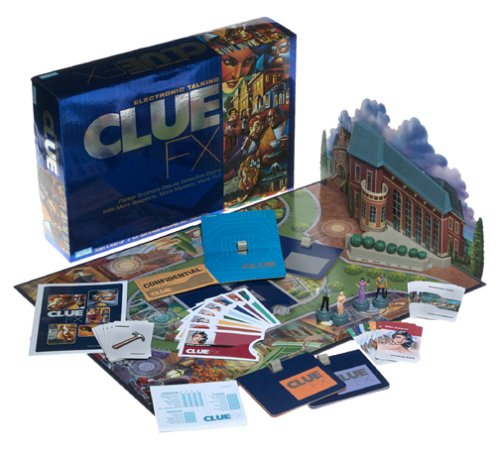 Electronic Talking Clue FX