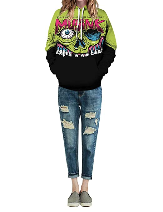 XiTiaXn XTX Men Long Sleeve Colorful Pattern Novelty Print Plus Size Shirt