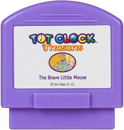 TOT Clock Treasures Compatible with New /& Improved TOT Clock only Me and My Puppy The Brave Little Mouse