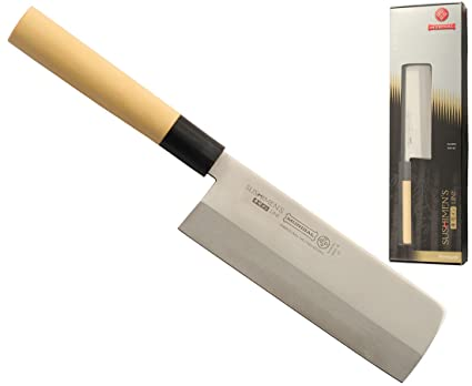 Compra Mundial Sushimen es 15, 24 cm Yasai Sushi cuchillo en ...