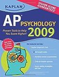 Kaplan AP Psychology 2009, Kaplan Publishing Staff and Chris Hakala, 1419552457