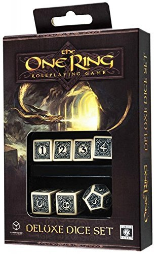 Deluxe Dice Set - The One Ring RPG