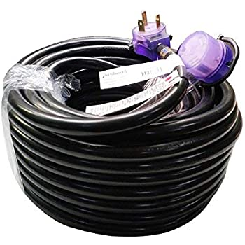 Happy Trails 30 Amp 75 Foot Rv Extension Cord With