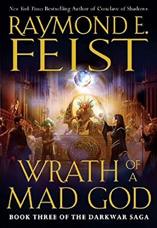 book cover of Wrath of a Mad God