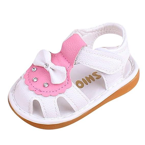 Seringlings Bebé de Dibujos Animados Sandalias Ligeras Zapatos de ...