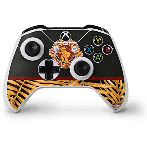 Cleveland Cavaliers Xbox One S Controller Skin - Cleveland Cavaliers Retro Palms | NBA & Skinit Skin