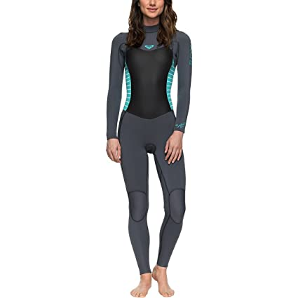 613fe626a6 Amazon.com   Roxy Womens 3 2Mm Syncro Series Back Zip GBS Wetsuit ...