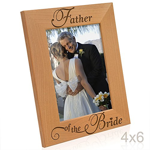 Kate Posh - Father of the Bride Picture Frame (4x6 Vertical)