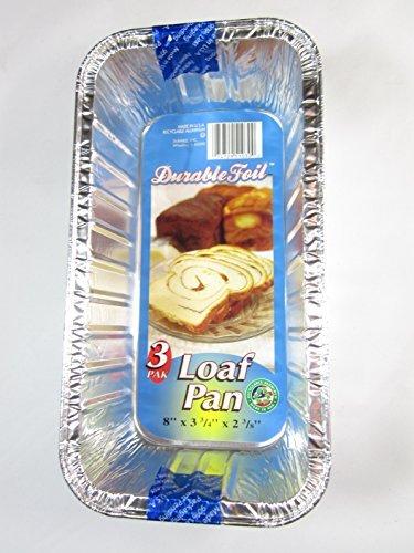8 foil loaf pan - 7