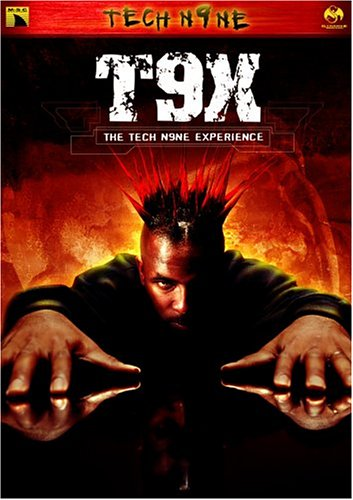 Tech N9ne - The Tech N9NE Experience [Explicit Content] (DVD)