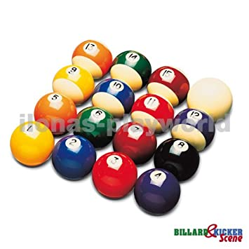 Wagner Automaten - Set de bolas de billar: Amazon.es: Deportes y ...
