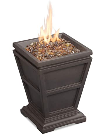 Strange Outdoor Fireplaces Amazon Com Interior Design Ideas Greaswefileorg