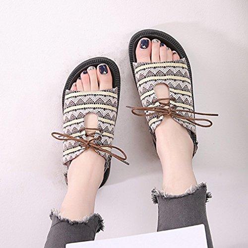 de gruesa talla grande Walsh Zapatos con Marrón suela Pa mujer Kyle 8OtFxTnn