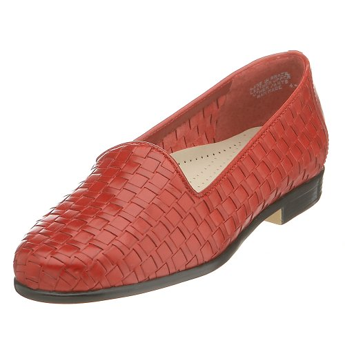 Liz Women's Women's Liz Loafer Trotters Trotters Trotters Red Liz Women's Red Loafer pqwZt4gx