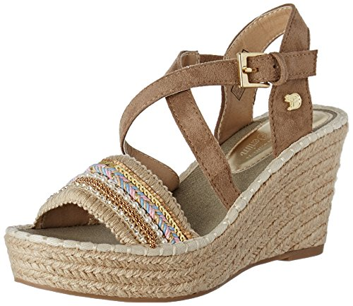 Tailor sand Beige Tom Strap Ankle Women''s 2796605 Sandals ZAw8OqF