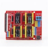 Generic REES52_8 Arduino Compatible CNC Shield V3 Engraving Machine or 3D Printer or A4988 Driver Expansion Board