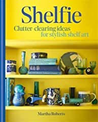 Award-winning journalist, color blogger and shelfie fanatic Martha Roberts shows you how to source, sort and arrange your belongings into stylish shelfies for home and workspace.An interesting response to the clutter-clearing movement has bee...