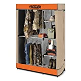 Scent Crusher Flexible Hunter Closet with Ozone Generator