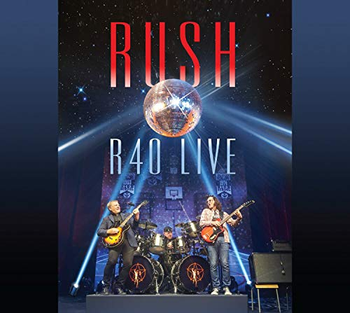 Part R40 - R40 Live [3 CD/Blu-ray Combo]