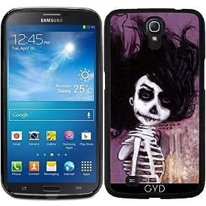 Funda para Samsung Galaxy Mega 6.3 GT-I9205 - Esqueleto Iii by Rouble Rust