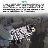 EGR Valve Pressure Feedback Sensor For Ford Lincoln