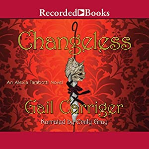 Changeless Audiobook