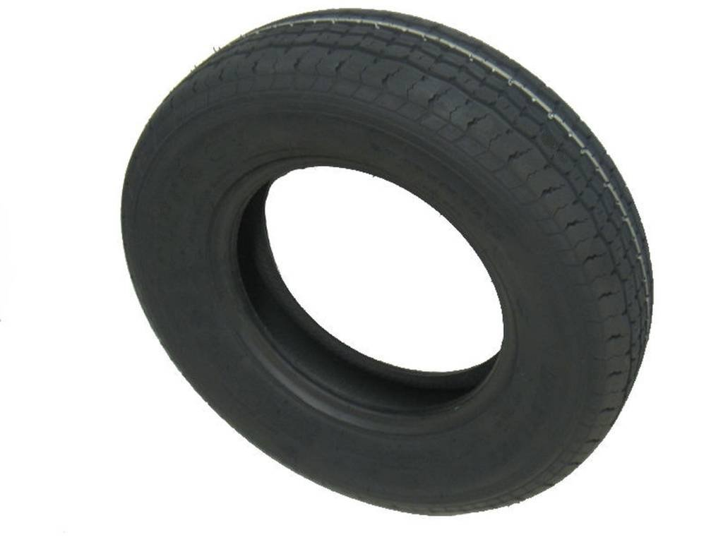 Duro 35-50114-8F HF501 Trailer Tire - 8-14.5 12-Ply